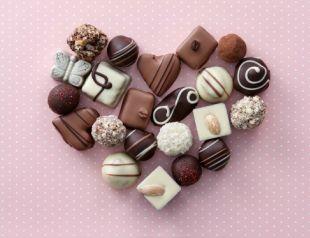 Ez a hétvége (már) a szerelemé, no és a csokié